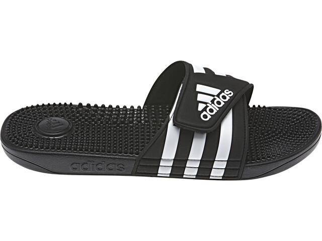 finest selection eb8c7 48ab0 adidas Adissage - Chaussures de plage Homme - noir